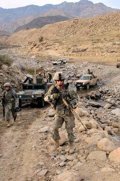 Afghanistan...