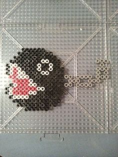 Mario Perler Bead Magnets & Ornaments by AshMoonDesigns on Etsy