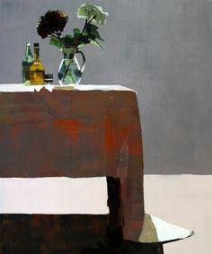 Hydrangeas and Sherry by Susan Ashworth