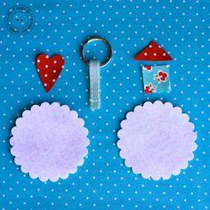 Hobby di Carta - Il blog: Ho una fissazione per i portachiavi!!! (tutorial della Ge!)