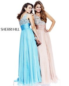 @Sherri Hill gown #1483.  Purchase gown at Veronica Di Santo Atelier!