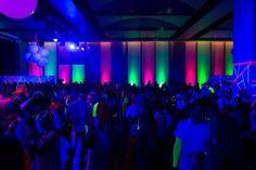 Como Fazer Festa Neon   Como Fazer Festas Mais