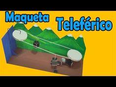 Cómo Hacer Un Teleférico Casero (muy fácil de hacer) - YouTube