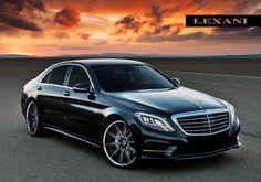 Lexani Wheels, the leader in custom luxury wheels. The 2014 Mercedes