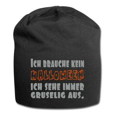 Ich brauche kein Halloween