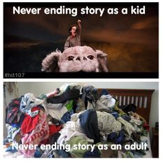 Laundry ... the never ending story!