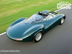 jaguar XJ13 The first true mid-engined supercar...