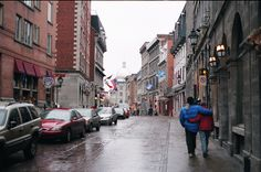 Old Port Montreal Canada Cruise, Holland America Cruises, Old Port, Montreal, New England, Street View, Spaces, Old Montreal
