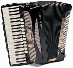 Learn to play the accordion