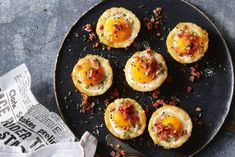 Egg Recipes, Cooking Recipes, Cooking Pasta, Hash Brown Egg Cups, Breakfast Hash, Breakfast Ideas, Delicious Breakfast Recipes, Brunch Recipes, Healthy Recipes