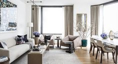 7 Neutral Living Rooms We're Crushing On - The Style Guide From LuxDeco