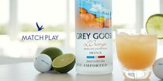 Celebrate the PGA TOUR Match Play knockout event with this refreshing commemorative cocktail. #PGA #FlyBeyond