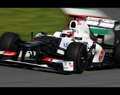 F1: Mugello Testing - Kamui Kobayashi - Sauber F1