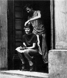 Robert Rauschenberg and Susan Ward