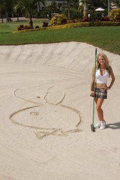 Randění golfových klubů makgregor