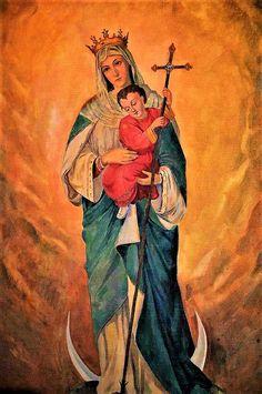 Sainte Vierge Marie, Mère de Dieu