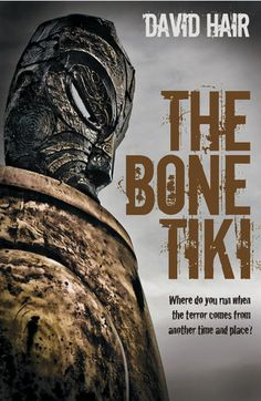 The Bone Tiki: Matiu Douglas has a bone tiki he stole from a tangi. His father's important new client wants it. Badly. And he has some very nasty friends. When Mat is forced to flee for his life, an unexpected meeting with a girl called Pania sets his world spinning. Suddenly he's running through the bush with a girl-clown, a dog who is way too human, and a long-dead warrior.