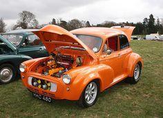 '60 Morris Minor