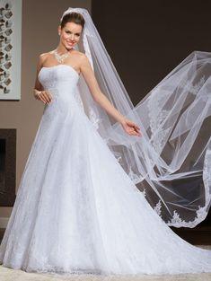 Vestido de noiva modelo: Paloma