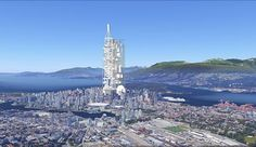 Museum of Vancouver show stirs up real-estate debate Vancouver, Vertical City, City Museum, Media Images, Future City, Luxury Real Estate, Paris Skyline, Poses, This Or That Questions