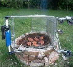 Funny pictures about Poor Man's BBQ. Oh, and cool pics about Poor Man's BBQ. Also, Poor Man's BBQ photos. Redneck Humor, Redneck Quotes, Bbq Quotes, Redneck Games, Redneck Crafts, Barbacoa, Humor Nerd, Bbq Grill, Grilling