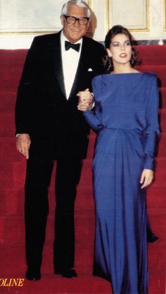 *Princess Caroline of Monaco