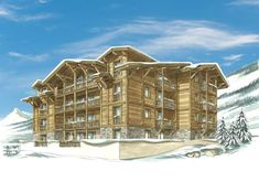 This development offers 11, high-end apartments all with incredible views of the slopes and Les Gets. All apartments come with fully equipped kitchens and bathrooms, and have access to private parking, a ski locker and storage cellar. French Alps, South Of France, Investment Property, Skiing, The Incredibles, Italy, Cellar, Locker, Apartments
