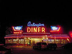 Arlington Diner - North Arlington NJ. OMG! Best cheesecake in the world!