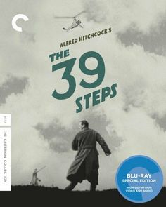 The 39 Steps (The Criterion Collection) [Blu-ray] Blu-ray ~ Robert Donat, http://www.amazon.com/dp/B007N5YJWK/ref=cm_sw_r_pi_dp_HrR7pb1Q2N13A
