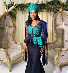 2020 African Traditional Dresses For Wedding Occasion Zulu Traditional Wedding Dresses, South African Traditional Dresses, Traditional Outfits, Zulu Traditional Attire, African Wedding Attire, African Attire, African Dress, African Weddings, Latest African Fashion Dresses