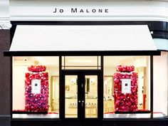 Jo Malone London, Sloane Street Boutique. Sloane street is accessible by taking the Yellow line eastbound and getting off at Sloane Street.