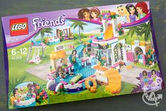 LEGO Friends Heartlake Summer Pool