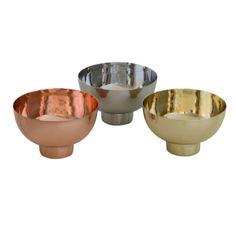Klicka för större bild Metal Bowl, Dog Bowls, Decorative Bowls, Interior Decorating, Sweet Home, Snacks, Tableware, Home Decor, Inspiration