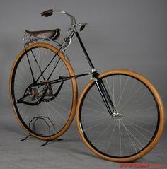 Rover Star, USA 1891 - 93 - Bicycles - Bicycles - Bicycles - ŠTĚRBA-BIKE.cz