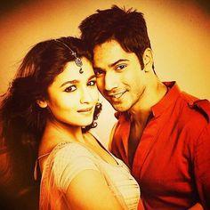 Alia Bhatt & Varun Dhawan #HSKD