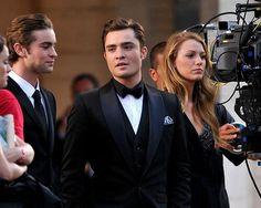 Nate, Chuck & Serena