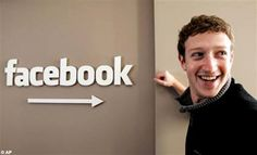Mark Zuckerberg is the co-founder and CEO of facebook.