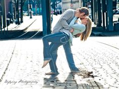 Portland engagement session by: defying photography