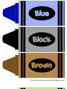 color lacing cards, sorting etc Preschool Learning Activities, Home Learning, Color Activities, Preschool Classroom, Classroom Themes, Preschool Activities, Classroom Posters, Preschool Colors, Teaching Colors