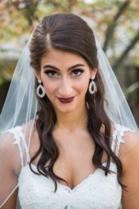 Bridal makeup by Eri