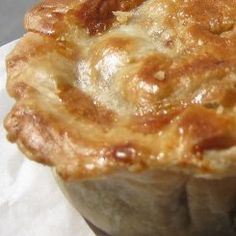Steap pie and pepper steak pie recipe | Cookbook.co.za