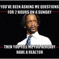 Ppl and their lack o consideration for your time!