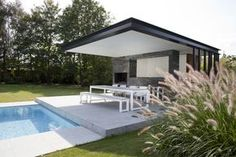 Outdoor Spaces, Outdoor Living, Outdoor Decor, Cabana, Gazebo, Pergola, Shade Structure, Garden Studio, Backyard