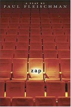 zap | paul fleischman | a play #readharder2016
