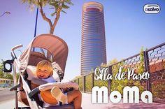 """Silla de Paseo MoMa, Entra en nuestra web y conócela """"Al Detalle"""" con nuestros monográficos! // Stroller MoMa, Go to our website and learnt it to details with our products monographics!  www.asalvo.com/silla-moma/  #Asalvo #fabricadoconamor #madewithlove #boop #silla #paseo #silladepaseo #moma #stroller  #best #mejor #monográfico #monographic #pelli  #torrepelli #niños #kids #boy #blond #skyscraper #family #bebe #baby #puericultura #puericulture #Design #fotografía #photography #new #happy"""