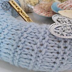 """""""Olvadó jégtáblák"""" ajtódísz - megvásárolható a webshopban Merino Wool Blanket"""