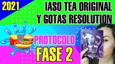 Como Tomar Las Gotas Resolution y Iaso Tea Original Fase 2 (ACTUALIZADO ... Christian Clothing, The Originals