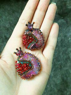 Irina Sergeeva. Pomegranates..