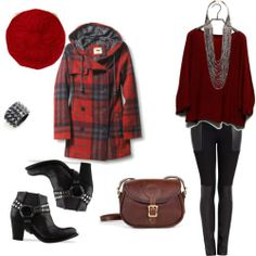 ruby inspired look #OUAT