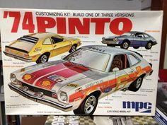 MPC 74 Ford Pinto box art
